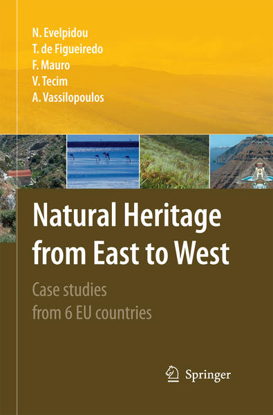 Natural Heritage from East to West - Coverbild