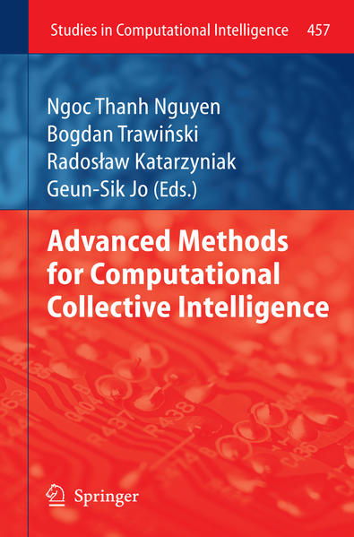 Advanced Methods for Computational Collective Intelligence - Coverbild