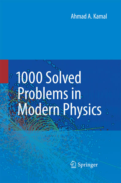 1000 Solved Problems in Modern Physics - Coverbild