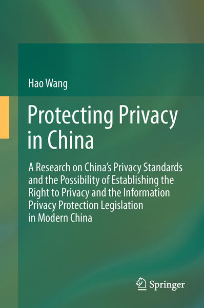 Protecting Privacy in China - Coverbild