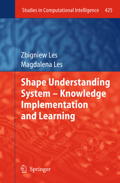 Shape Understanding System – Knowledge Implementation and Learning - Coverbild