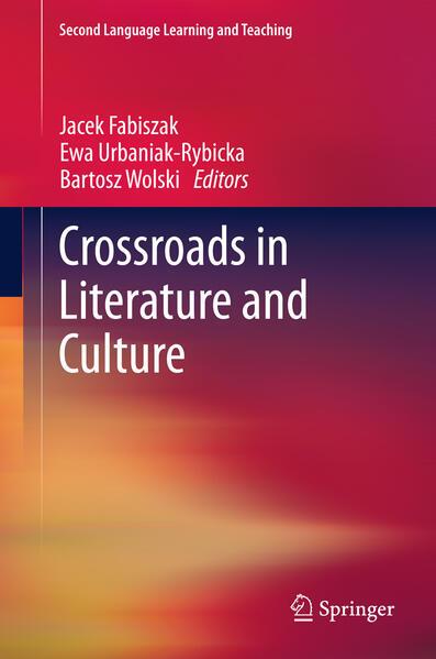 Crossroads in Literature and Culture - Coverbild