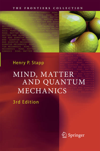 Mind, Matter and Quantum Mechanics - Coverbild