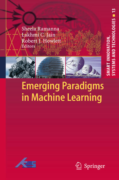 Emerging Paradigms in Machine Learning - Coverbild