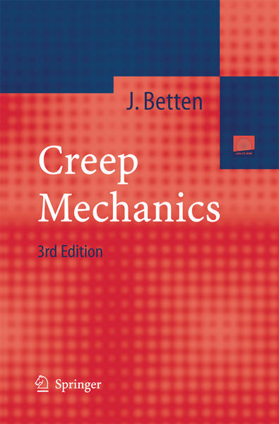 Creep Mechanics - Coverbild