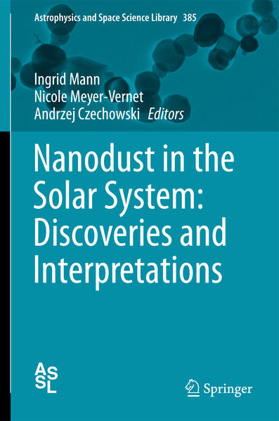 Nanodust in the Solar System: Discoveries and Interpretations - Coverbild