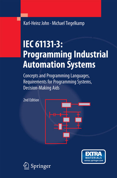 IEC 61131-3: Programming Industrial Automation Systems - Coverbild
