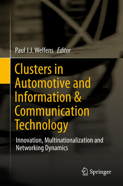 Clusters in Automotive and Information & Communication Technology - Coverbild