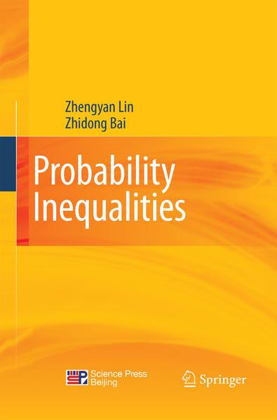 Probability Inequalities - Coverbild
