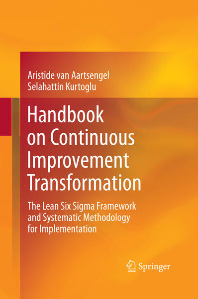 Handbook on Continuous Improvement Transformation - Coverbild