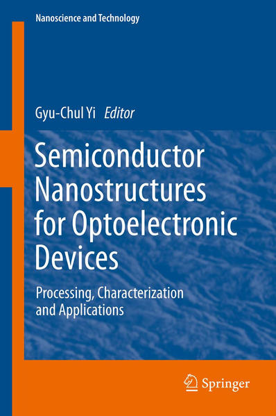 Semiconductor Nanostructures for Optoelectronic Devices - Coverbild