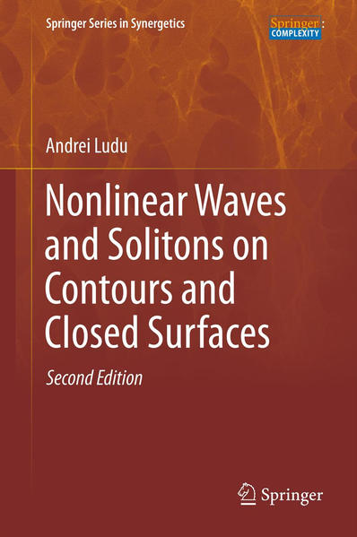 Nonlinear Waves and Solitons on Contours and Closed Surfaces - Coverbild