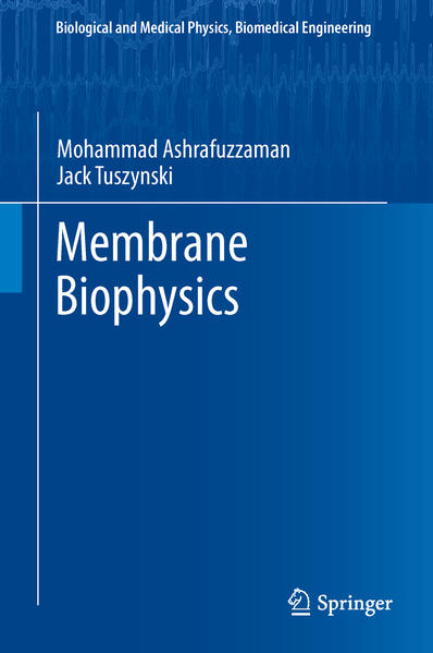 Membrane Biophysics - Coverbild