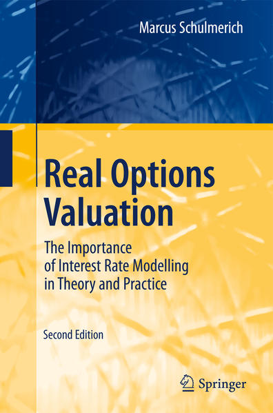 Real Options Valuation - Coverbild