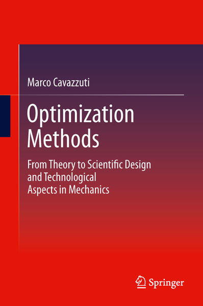 Optimization Methods - Coverbild