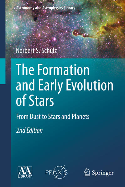 The Formation and Early Evolution of Stars - Coverbild