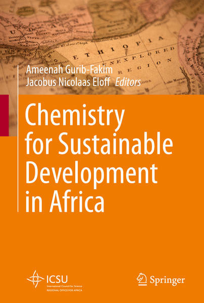 Chemistry for Sustainable Development in Africa - Coverbild