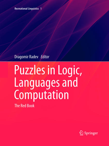 Puzzles in Logic, Languages and Computation - Coverbild
