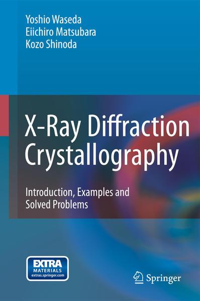 X-Ray Diffraction Crystallography - Coverbild