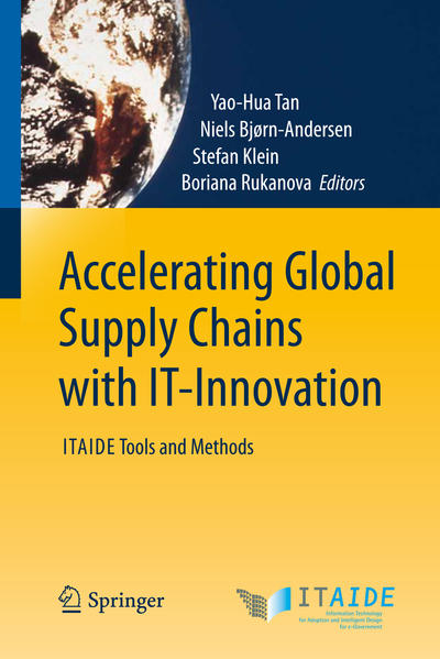Accelerating Global Supply Chains with IT-Innovation - Coverbild