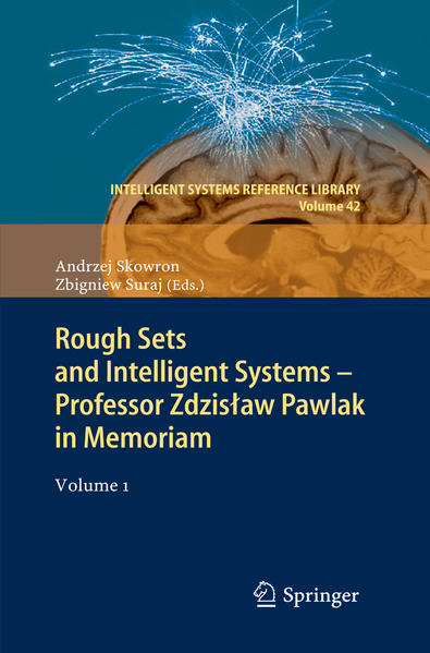 Rough Sets and Intelligent Systems - Professor Zdzisław Pawlak in Memoriam - Coverbild