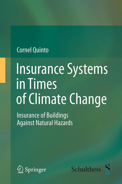 Insurance Systems in Times of Climate Change - Coverbild