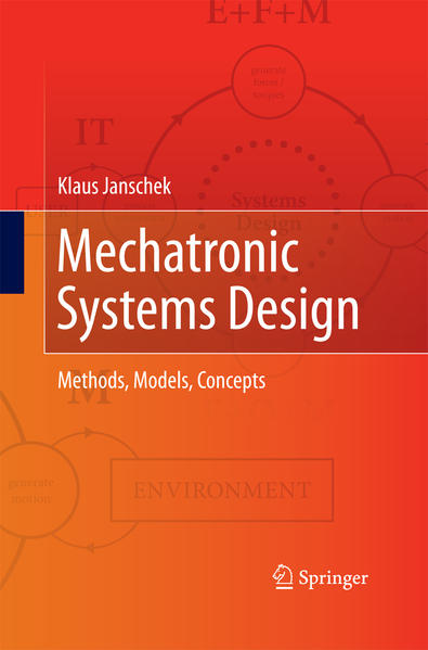 Mechatronic Systems Design - Coverbild