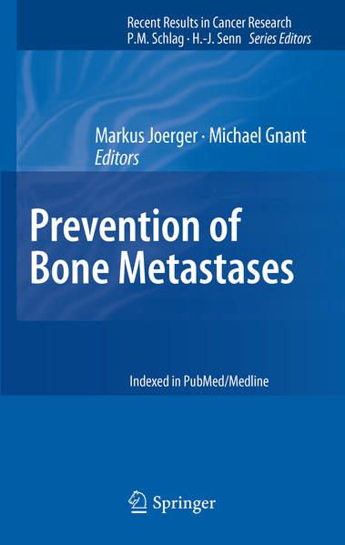 Prevention of Bone Metastases - Coverbild