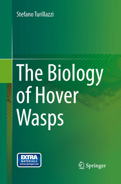 The Biology of Hover Wasps - Coverbild