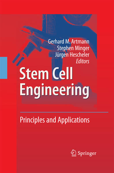 Stem Cell Engineering - Coverbild