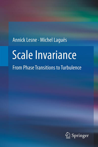 Scale Invariance - Coverbild