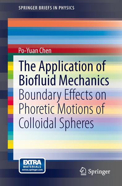 The Application of Biofluid Mechanics - Coverbild