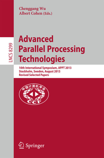 Advanced Parallel Processing Technologies - Coverbild
