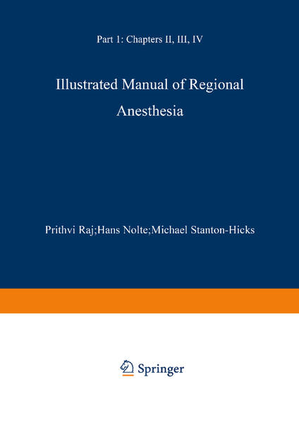 Illustrated Manual of Regional Anesthesia - Coverbild