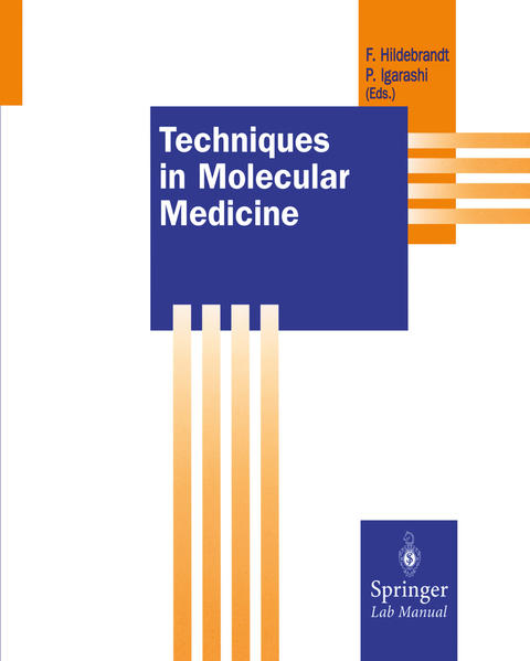 Techniques in Molecular Medicine - Coverbild
