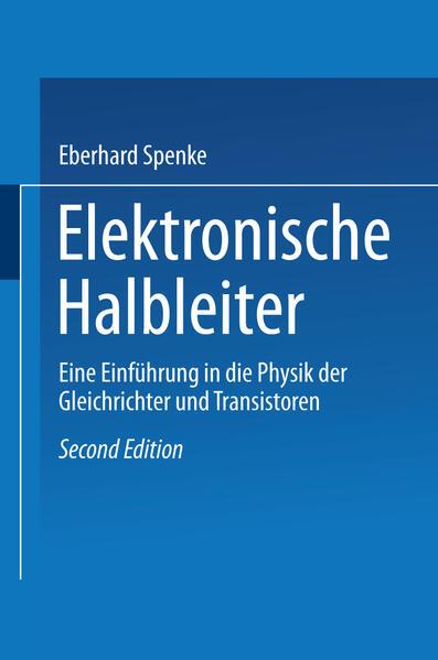 Elektronische Halbleiter - Coverbild