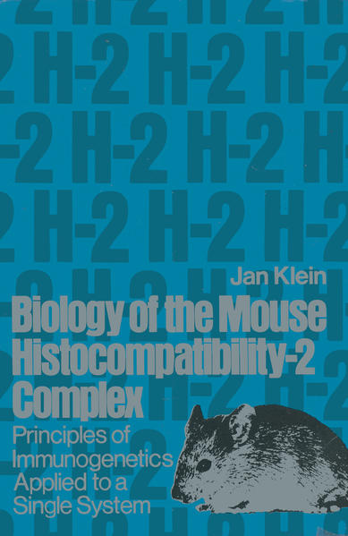 Biology of the Mouse Histocompatibility-2 Complex - Coverbild