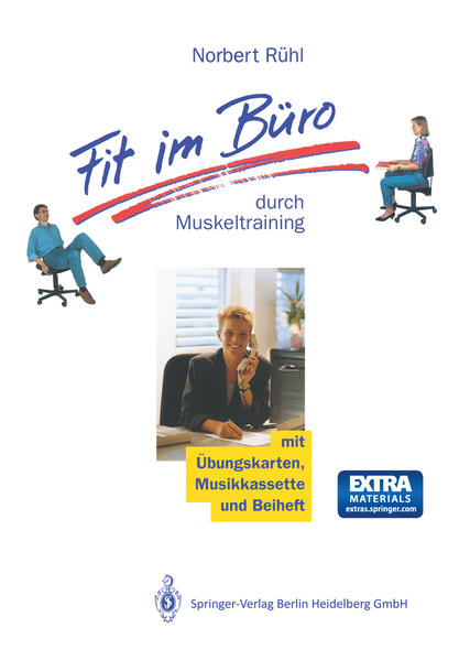 Fit im Büro - Coverbild