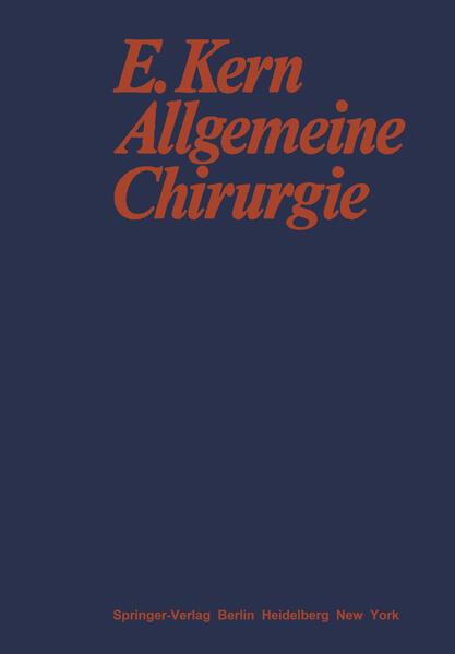 Allgemeine Chirurgie - Coverbild