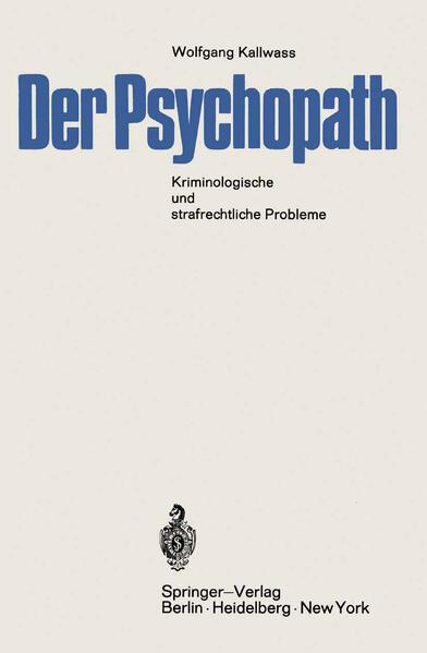 Der Psychopath - Coverbild