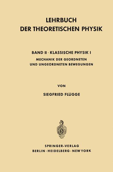 Lehrbuch Der Theoretischen Physik - Coverbild