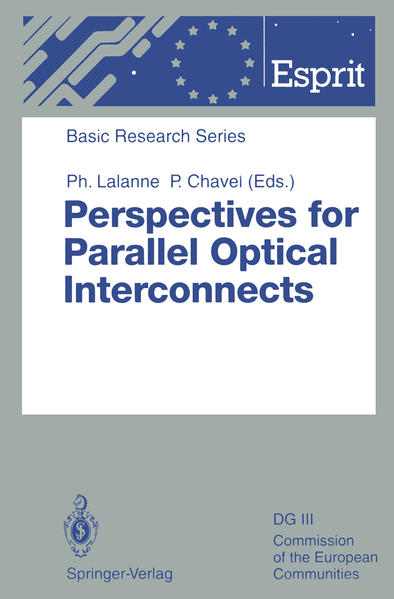 Perspectives for Parallel Optical Interconnects - Coverbild