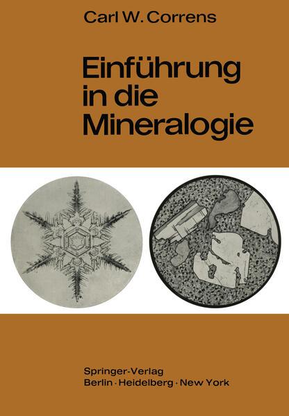 Einführung in die Mineralogie - Coverbild