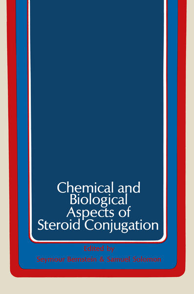 Chemical and Biological Aspects of Steroid Conjugation - Coverbild