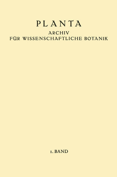 Planta - Coverbild