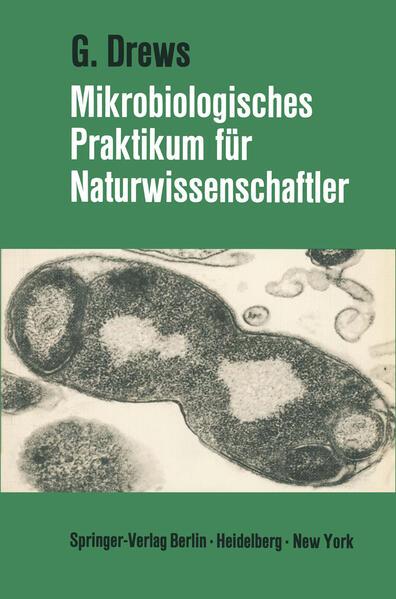 Mikrobiologisches Praktikum für Naturwissenschaftler - Coverbild