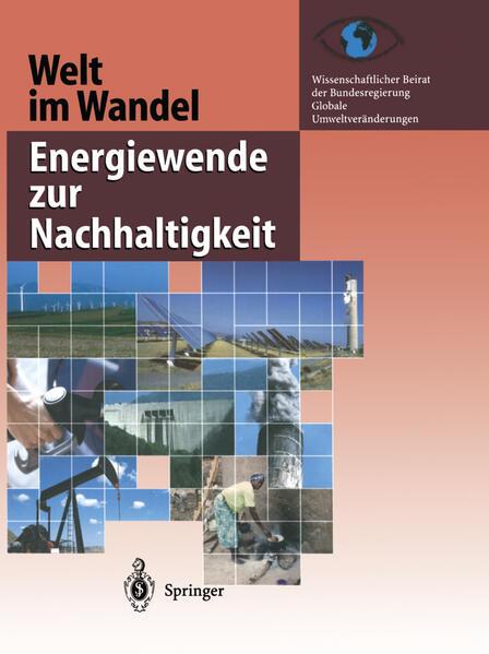 Welt im Wandel: Energiewende zur Nachhaltigkeit - Coverbild