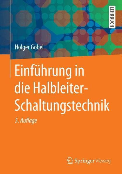 Einführung in die Halbleiter-Schaltungstechnik - Coverbild