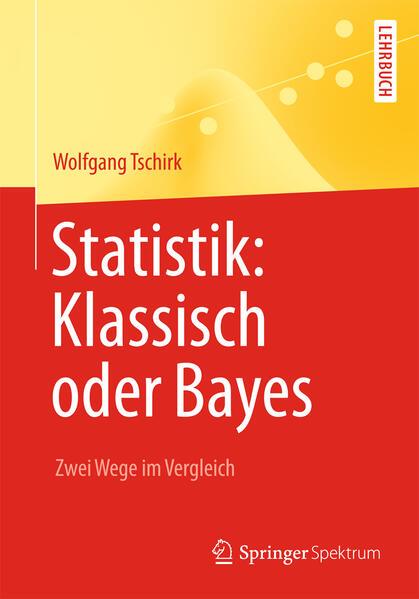 Statistik: Klassisch oder Bayes - Coverbild
