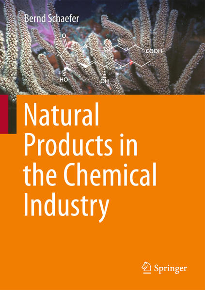 Natural Products in the Chemical Industry - Coverbild